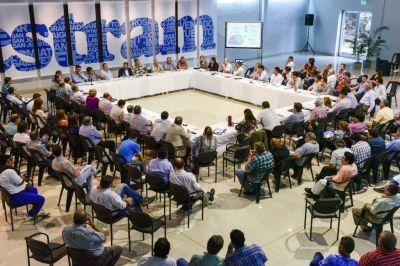 El ajuste llegó a Beltrán y los municipales se movilizan contra los despidos