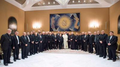 Obispos de Chile analiza las causas de la crisis que están viviendo