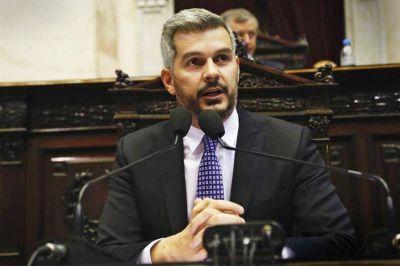 Peña defendió a Vidal ante las denuncias por aportantes falsos