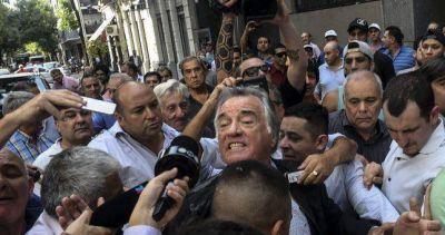 La Justicia revocará a Barrionuevo como interventor del PJ
