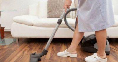 Personal doméstico acordó 25% de aumento