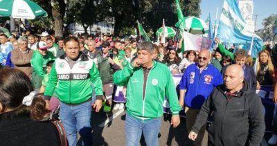 Pablo Moyano evalúa una huelga nacional de Camioneros por los ataques al gremio