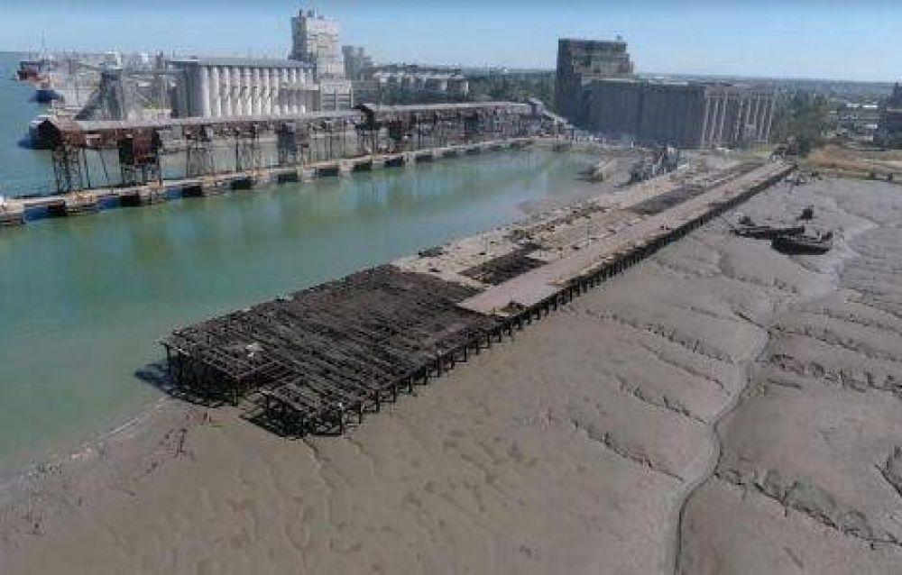 Convenio de Arquitectos para poner en valor el puerto de Bahía Blanca