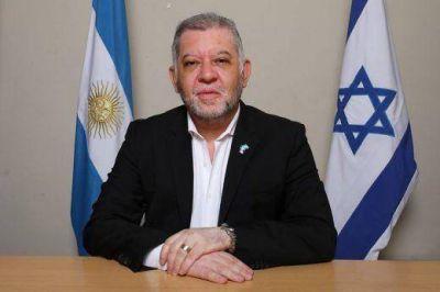 """Sergio Pikholtz: """"Quiero que la OSA, bajo mi presidencia, construya un nuevo e inédito capítulo del sionismo en la Argentina"""""""