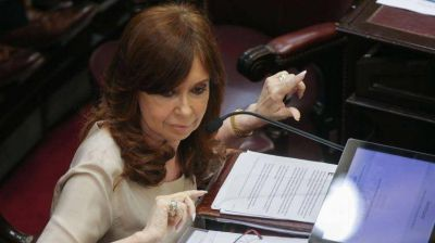 Bonadio pedirá el desafuero de Cristina Fernández de Kirchner