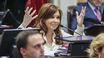 El Senado busca desaforar a Cristina Kirchner y permitir a la Justicia allanar sus propiedades