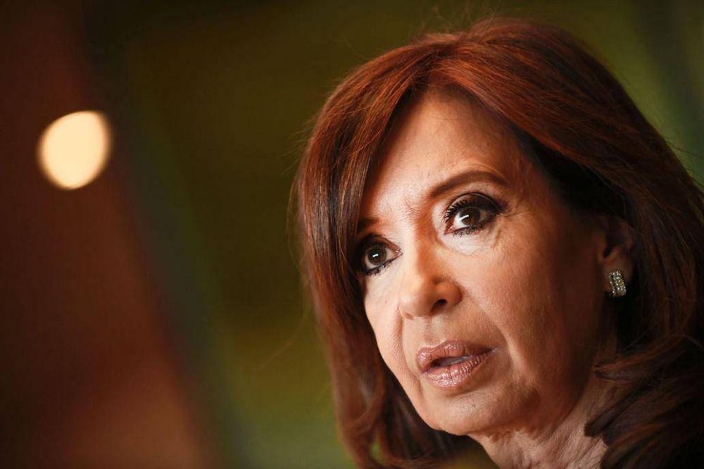 Cristina hablará hoy en un acto con sindicalistas y no faltará a la indagatoria