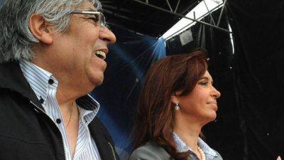 Cristina y Moyano se mostrarán juntos en un acto gremial