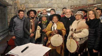 Amaicha del Valle: comenzó la obra de planta potabilizadora de agua