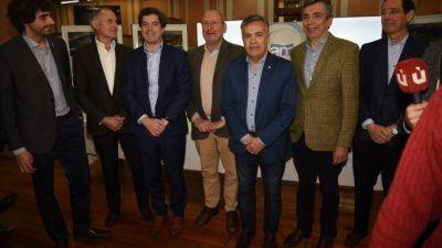 La Nación inicia obra de cloacas en el Gran Mendoza