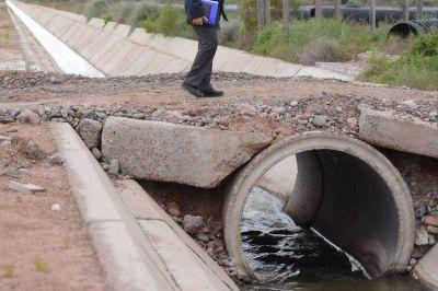 En 15 días comienzan a hacer obras cloacales por $900 Millones en el Gran Mendoza