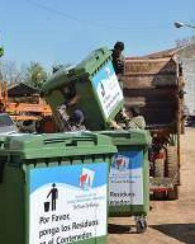 Está en marcha el servicio especial de recolección de residuos en bulevares