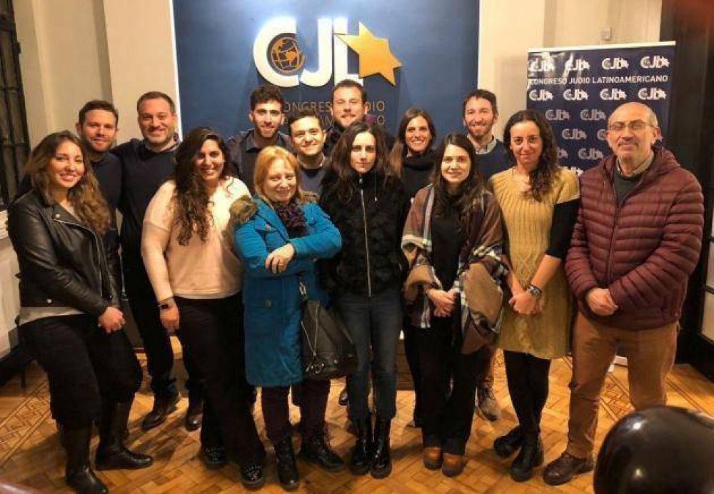 El CJL se reunió con sobrevivientes de la dictadura Argentina