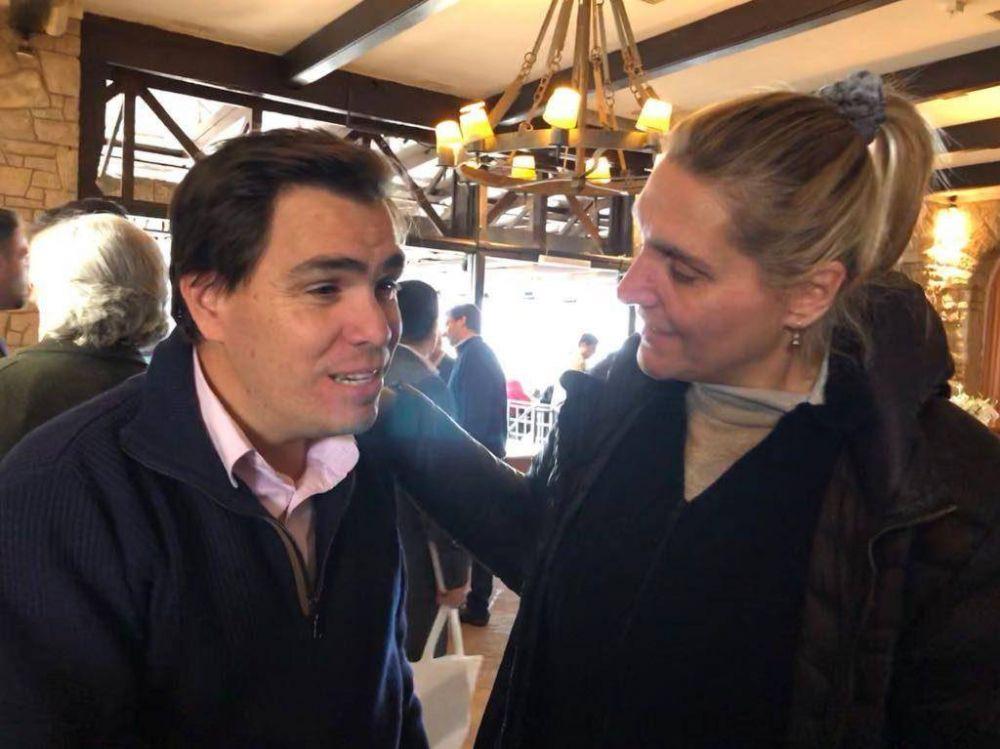 """Baragiola se reunió con Tizado por el programa """"Compra Pyme"""""""
