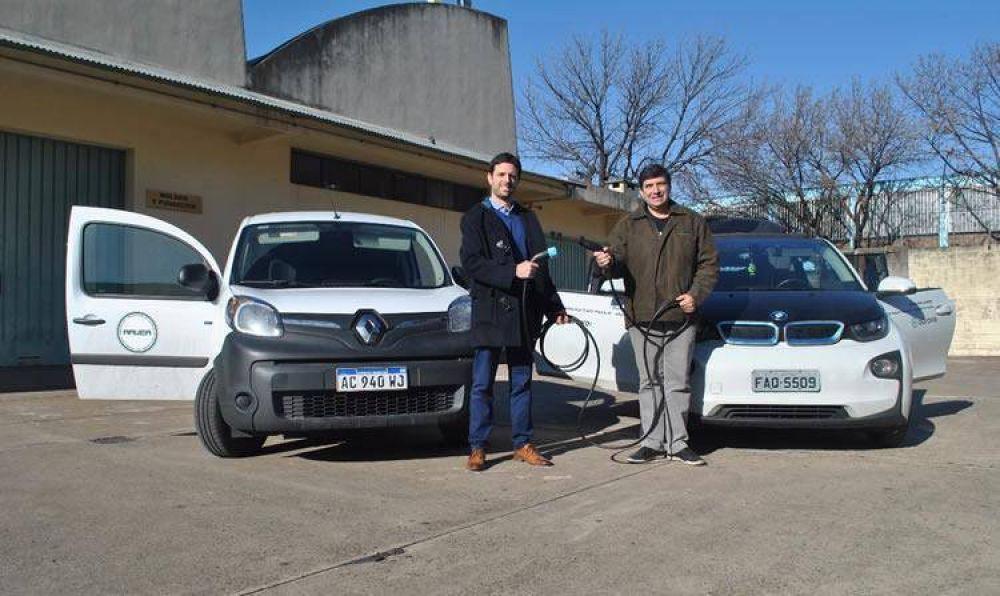 """Proyectan un corredor """"azul"""" para autos eléctricos que una Argentina, Uruguay y Brasil"""