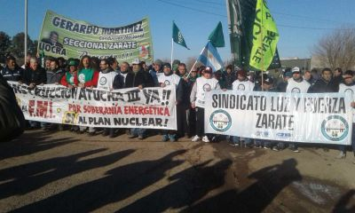 Atucha: Dictan la conciliación obligatoria pero no reincorporan a trabajadores