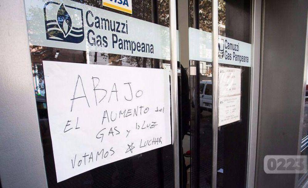 Llegaron boletas de gas con aumentos de más del 400%:
