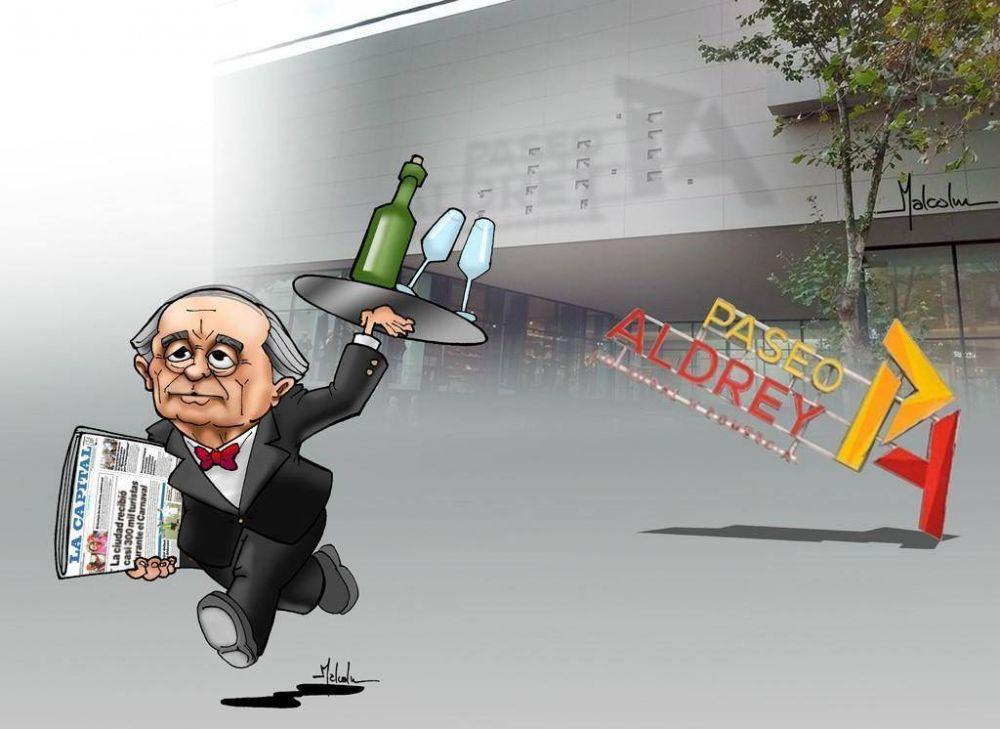Cuadernos: Néstor Otero, el socio de Aldrey Iglesias, fue citado a indagatoria para el 9 de agosto