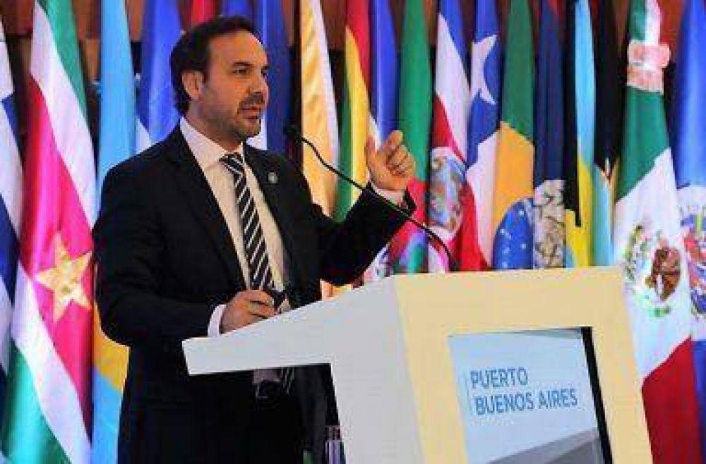La CIP-OEA será presidida por Puerto Buenos Aires