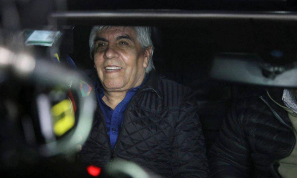 """Moyano avisó que trabaja con CFK en el armado de un """"frente común"""" para 2019"""