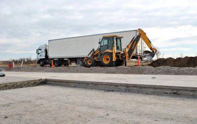 Avanza la renovación de 4 kilómetros del desvío de carga pesada en calle Los Filtros