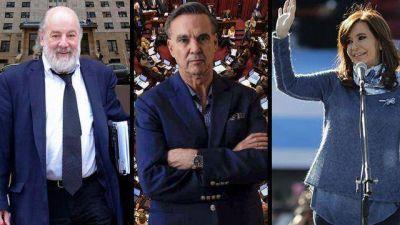 El futuro político y personal de Cristina, entre la pelea con Bonadio y los favores de Pichetto