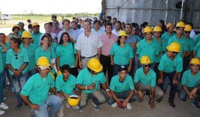 Gualeguaychú separa: El primer día se trataron 16 camiones de material inorgánico