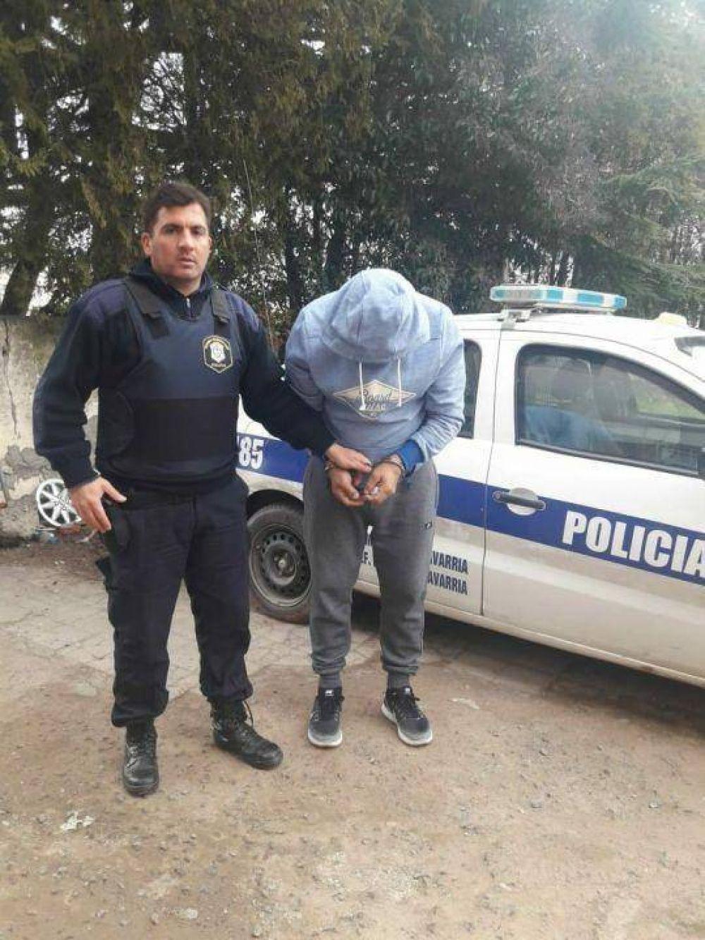Un integrante de la UOCRA intentó sobornar a un policía y quedó detenido
