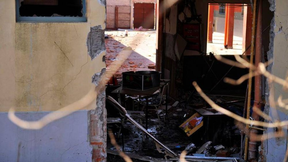 Moreno, sin clases: una decisión docente polémica que le ahorra parte del costo político a la gobernadora Vidal