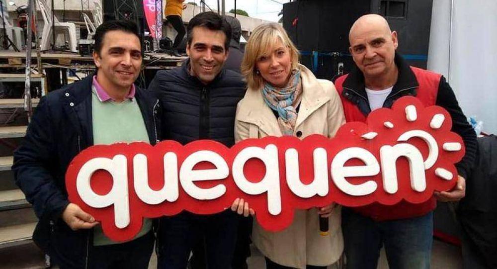 """López: """"Estamos demostrando hace rato que Quequén dejó de ser el patio de atrás"""""""