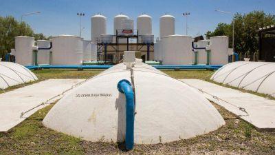 El Acueducto del Norte Santafesino abastece de agua potable a más de diez mil personas