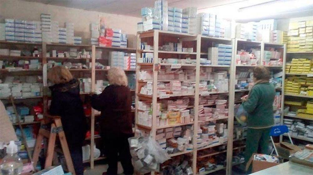 Solidaridad: Mujeres crearon una farmacia que entrega medicamentos gratis