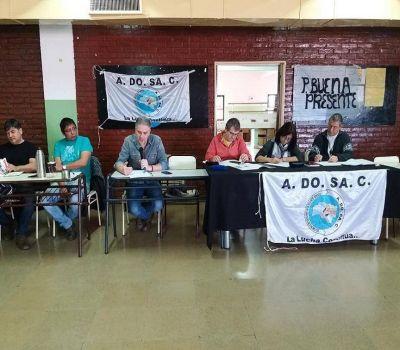 Los docentes santacruceños realizarán un paro los días 8 y 9 de agosto
