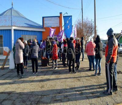 SUTEF volvió a denunciar la falta de seguridad en los establecimientos educativos