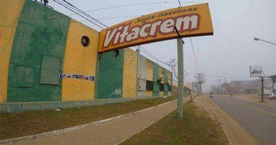 """Vitacrem cerró definitivamente y ofrece indemnizaciones """"reducidas"""""""