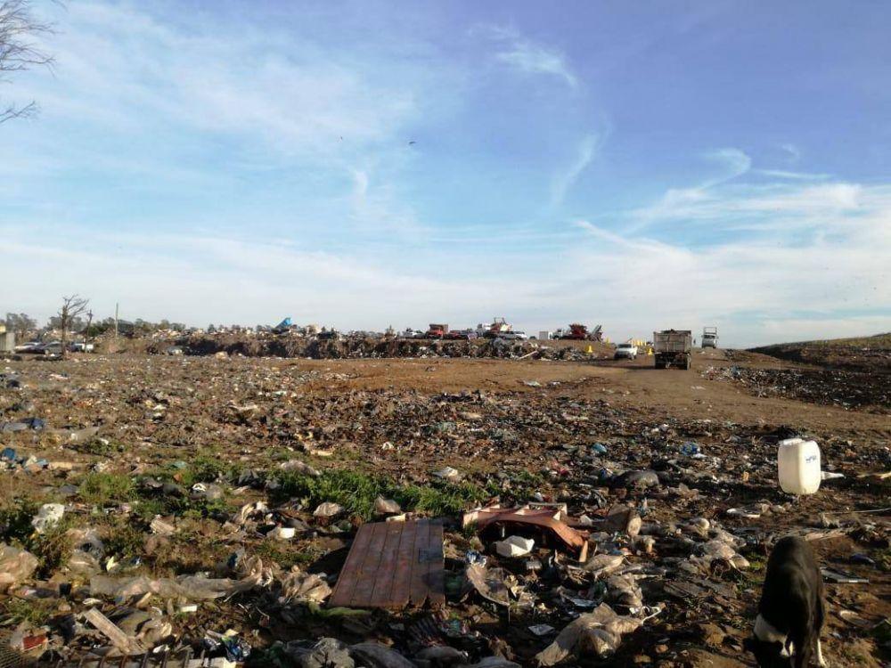 Basural: piden que se garanticen derechos sociales y laborales de los recicladores