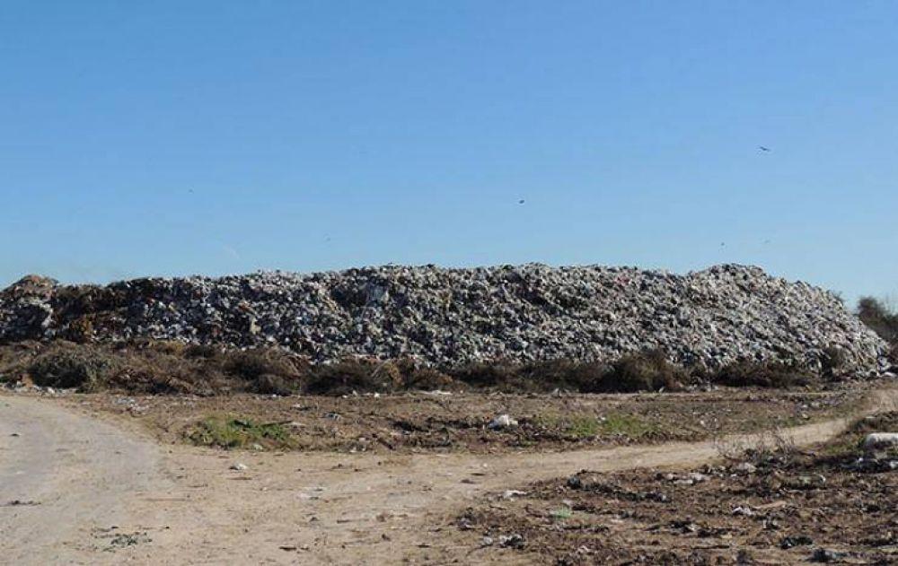 """Concejal Gallea: """"La basura no ha sido una prioridad para gobierno de Caffaro"""""""