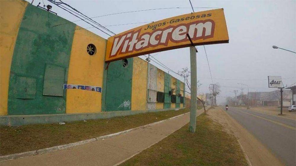 Vitacrem cierra sus puertas definitivamente