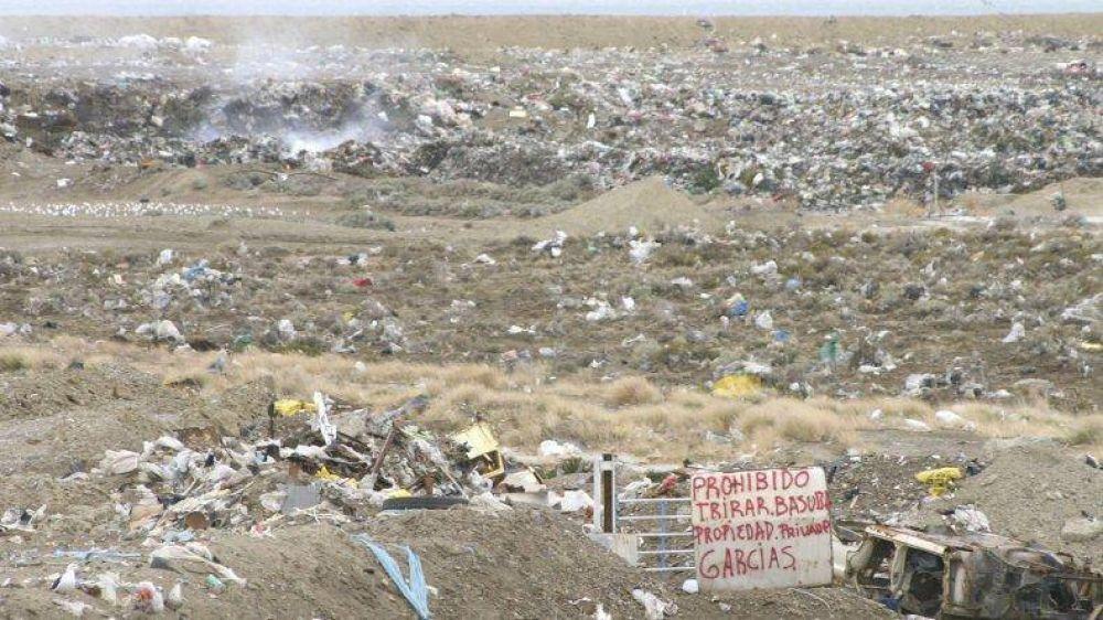 Avances para un nuevo lugar para la disposición final de residuos en zona sur