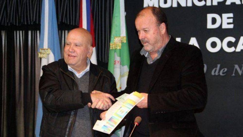 Plan del Norte: entregaron más de 15 millones de pesos para la gestión de residuos