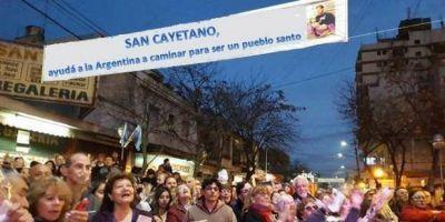 San Cayetano, una devoción que ya es parte del ADN argentino
