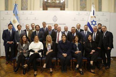 El CJL recibió en Argentina a miembros de la Knéset