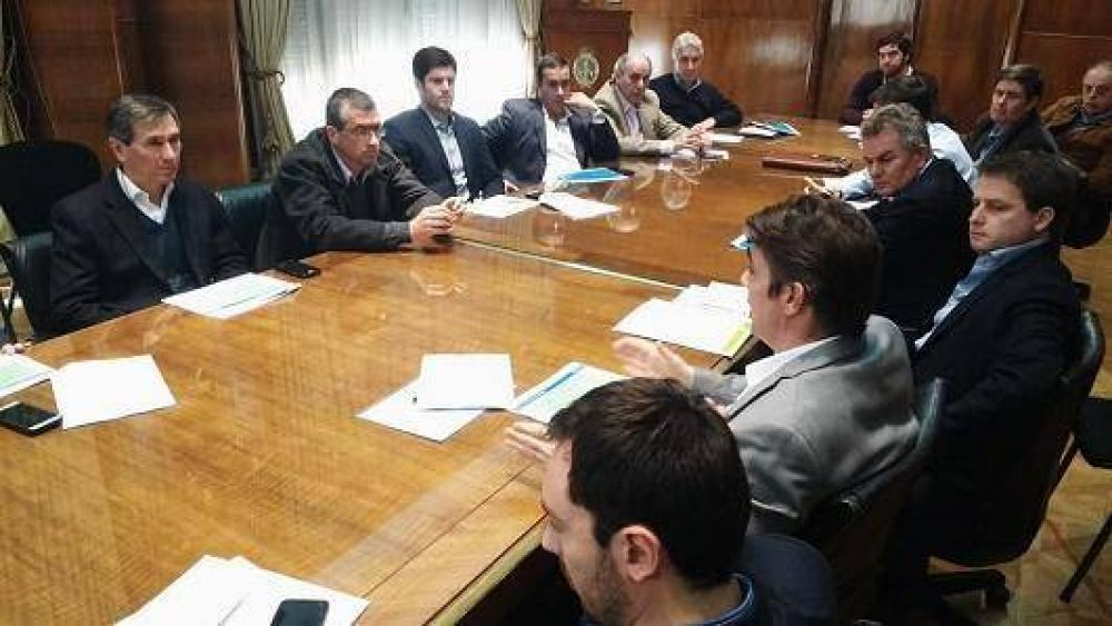 Javier Iguacel recibió a Rodríguez Ponte y dialogaron sobre temas energéticos