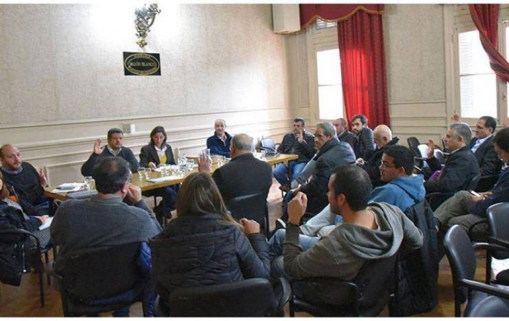 En una nueva reunión, el Consejo Urbanístico Ambiental aprobó su reglamento interno