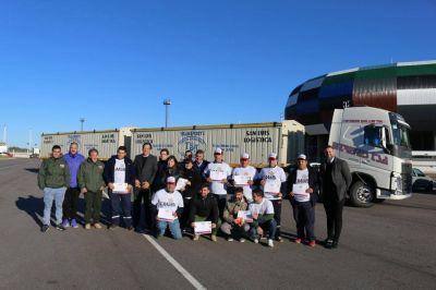 San Luis: Nueva capacitación nacional de Bitrenes