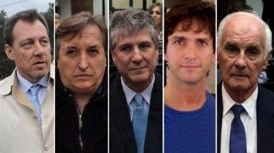 Uno por uno, las condenas: Boudou y Núñez Carmona van a prisión, Ciccone queda en domiciliaria
