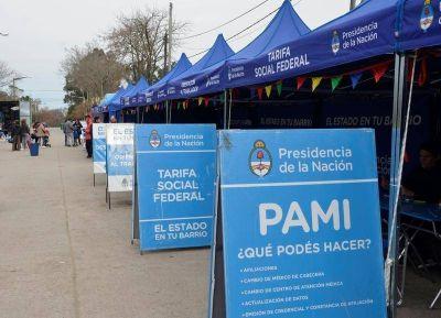 """La Delegación de Quequén cuenta con el operativo """"El Estado en tu Barrio"""""""