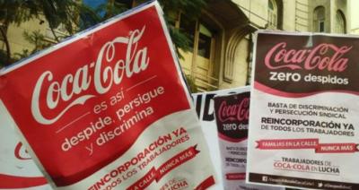 Nuevos despidos en Coca-Cola Argentina