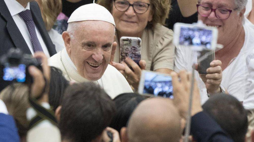 Francisco: el éxito, el poder y el dinero esclavizan, no liberan