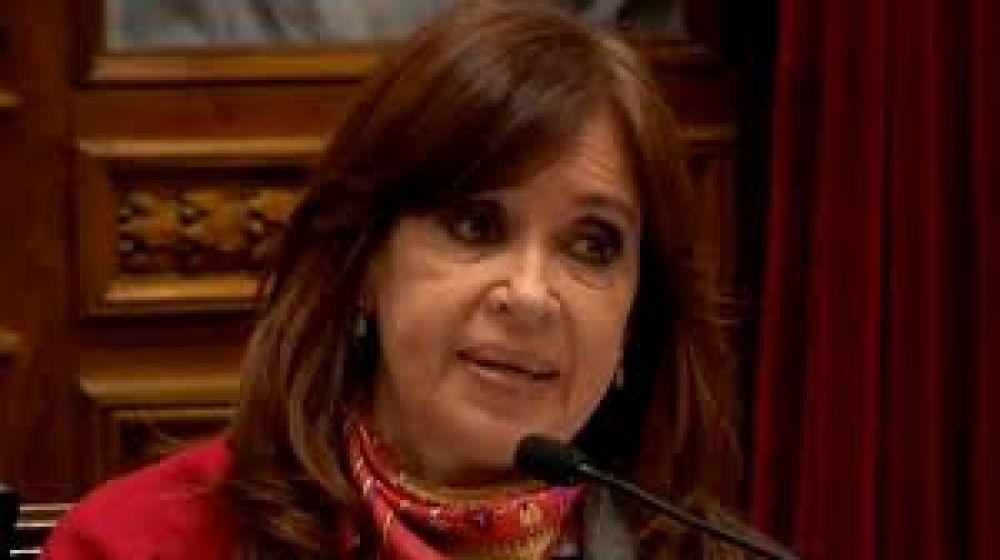 Cristina Kirchner votó a a favor del aborto legal y explicó por qué cambió de opinión